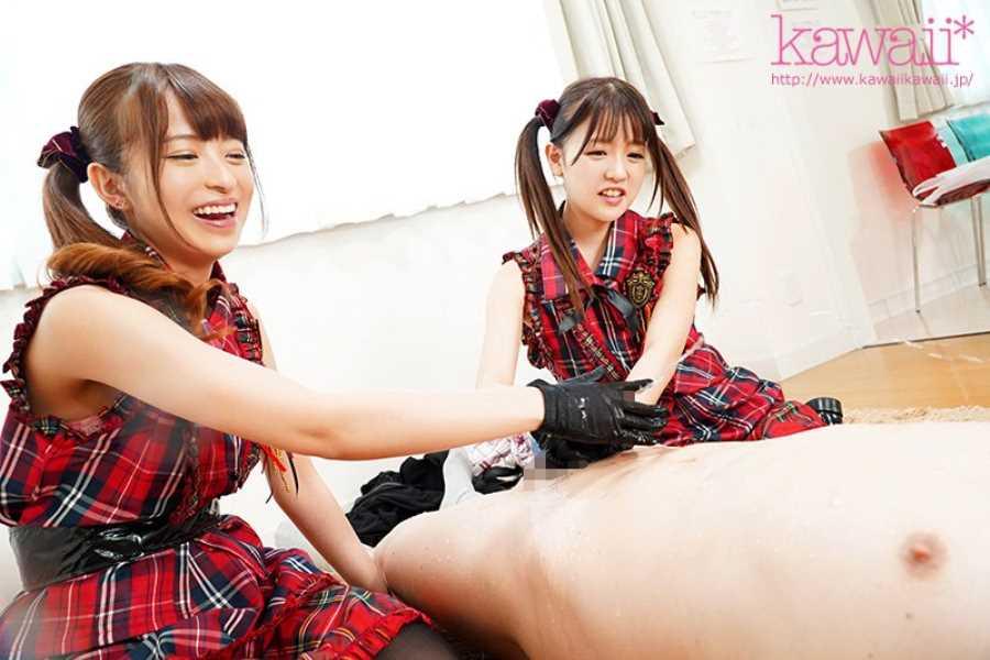 外神田アイドルの3Pセックス画像 9