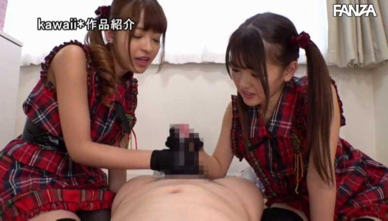外神田アイドルの3Pセックス画像 39
