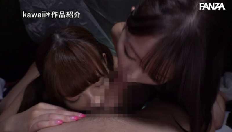 外神田アイドルの3Pセックス画像 66