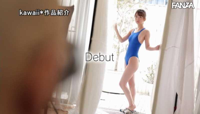 スレンダー巨乳 心乃秋奈 セックス画像 16