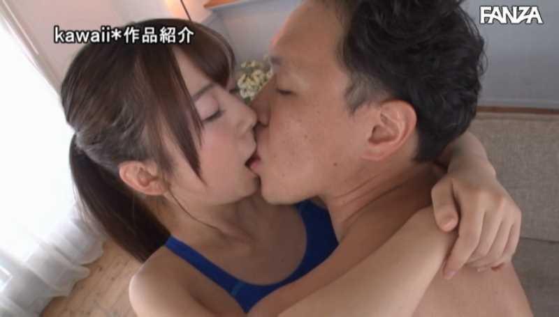 スレンダー巨乳 心乃秋奈 セックス画像 27