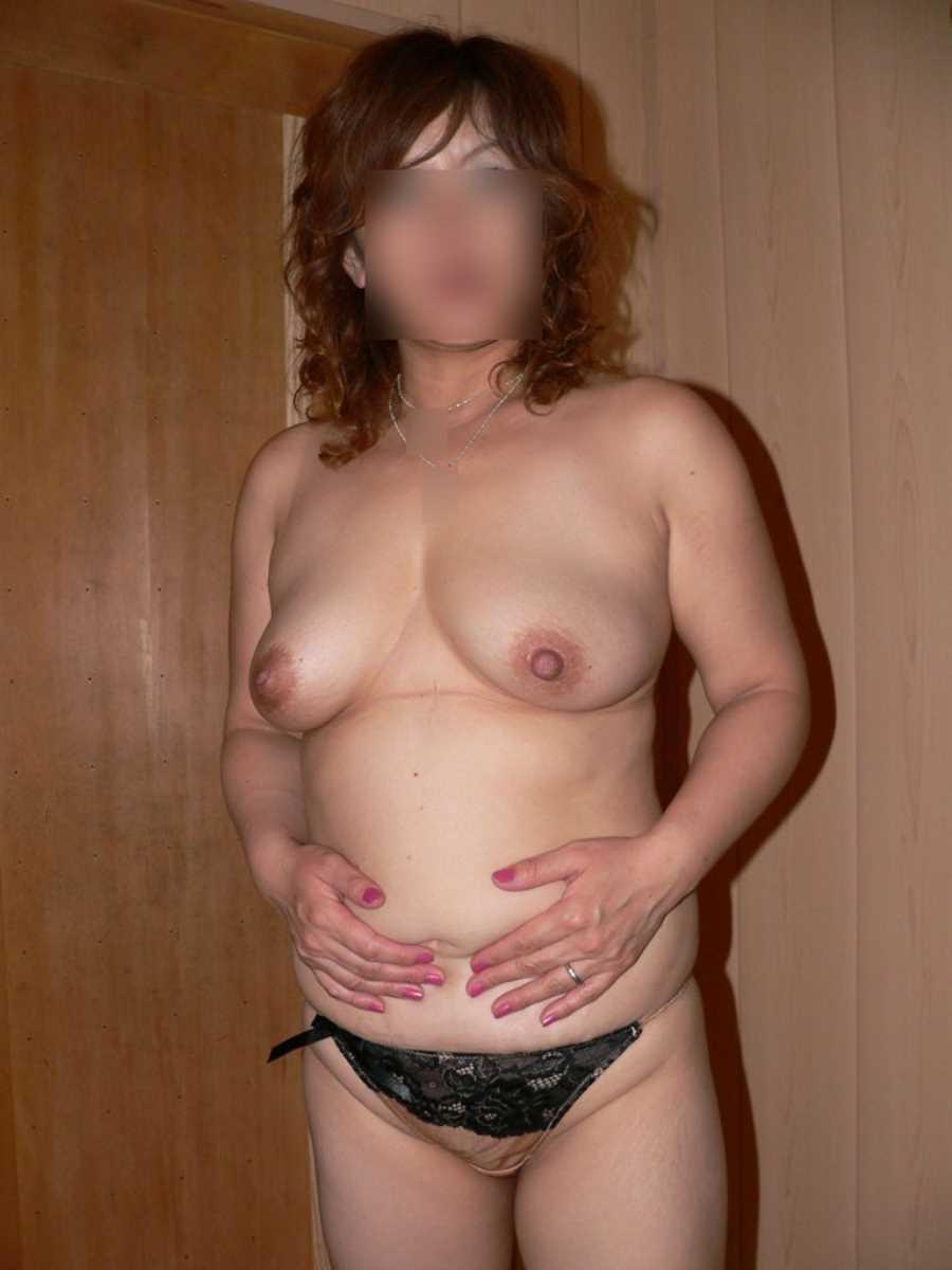 垂れ乳の人妻エロ画像 69