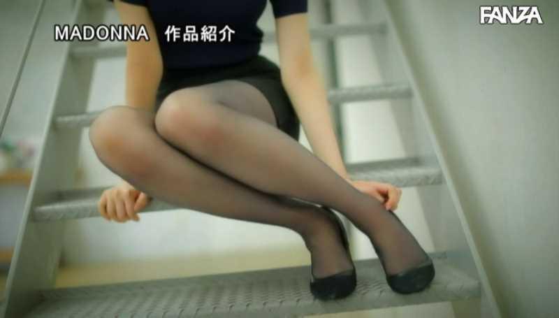 美脚の人妻CA青山翔エロ画像 19