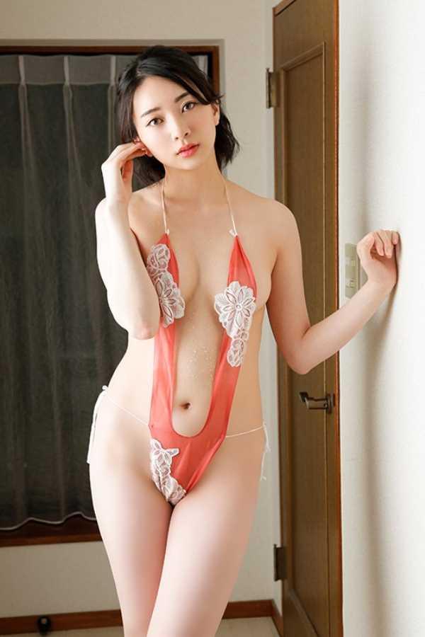 ド淫乱グラドル円さゆき(膣火傷)エロ画像 5