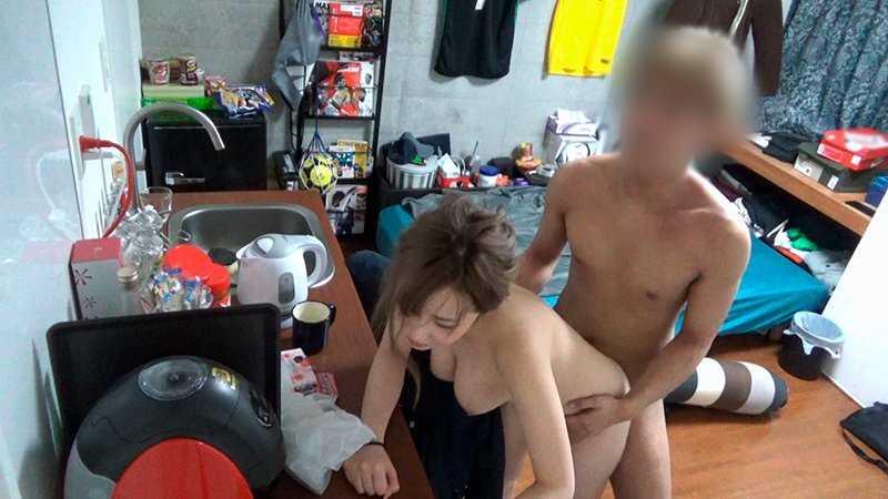 AV女優のプライベートセックス盗撮画像 82