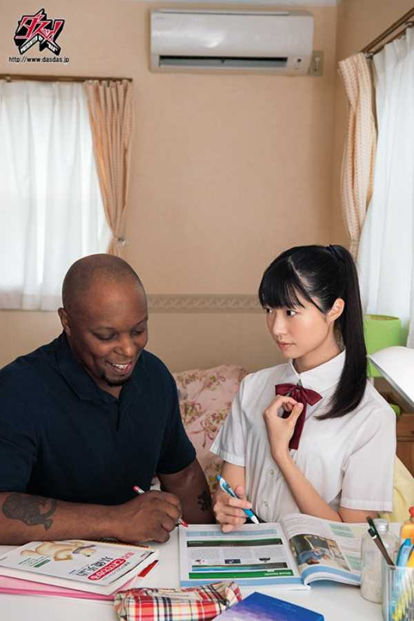 デカマラ黒人と思春期女子のセックス画像 6