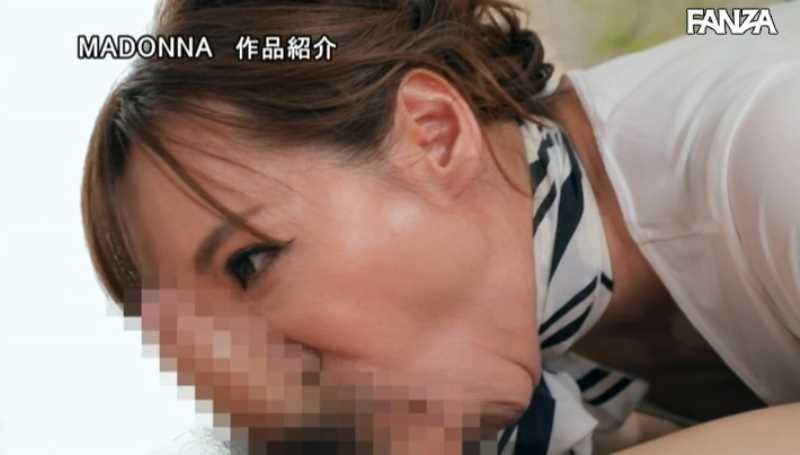 美魔女のアラフィフ人妻 流川千穂 エロ画像 31
