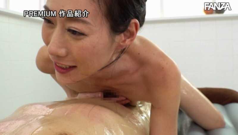 長身スレンダーソープ嬢 伊藤杏 エロ画像 39