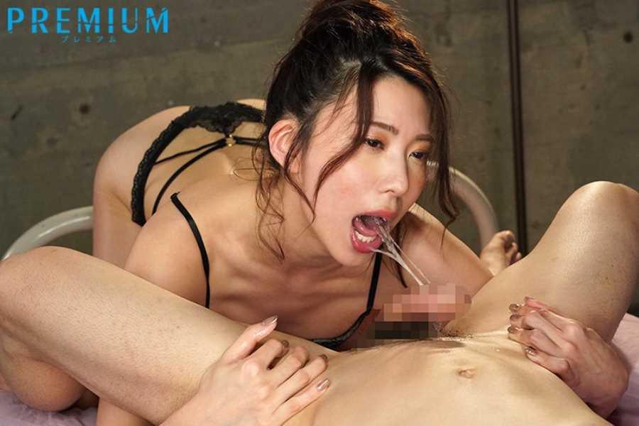 フェラチオ痴女の口セックス画像 5