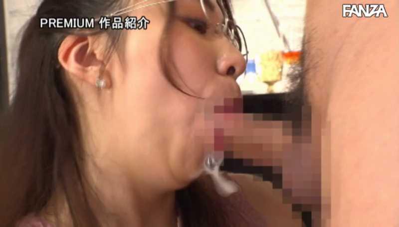 フェラチオ痴女の口セックス画像 23