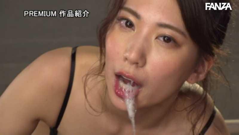 フェラチオ痴女の口セックス画像 25