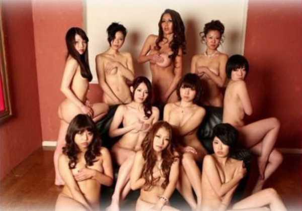 テレビで裸になった素人女性のエロ画像 2