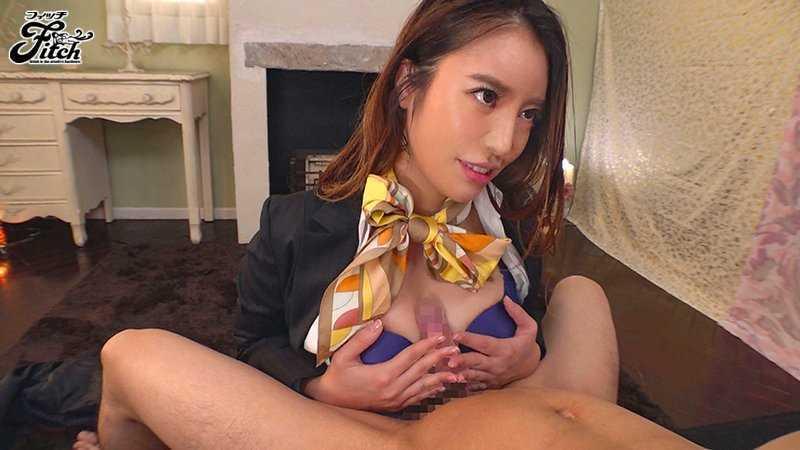 キャビンアテンダント瀬崎彩音の制服セックス画像 7