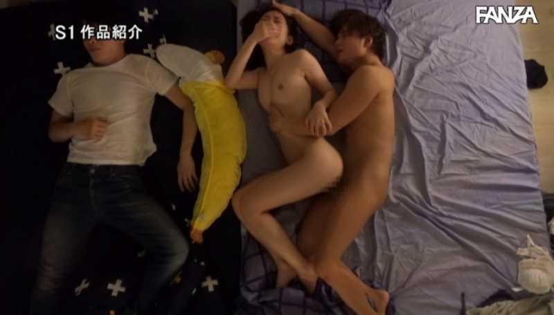 彼女の寝取られセックス画像 34