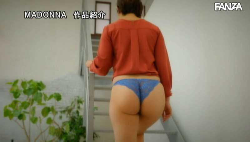 巨尻の人妻 七緒夕希 エロ画像 19