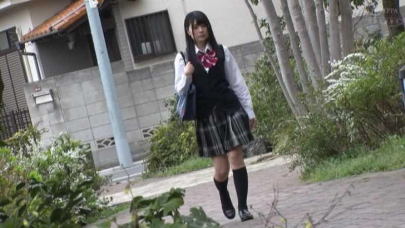 女子校生の痴漢エレベーター画像 12