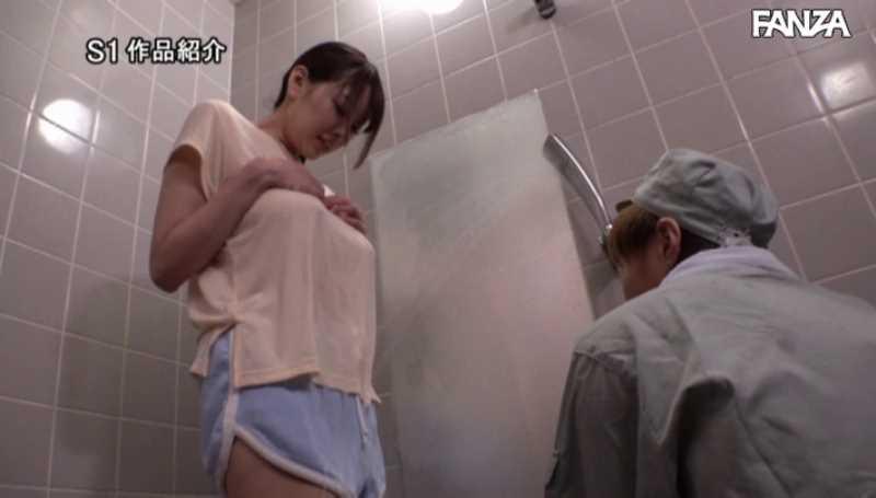 神乳の着衣ノーブラ画像 32