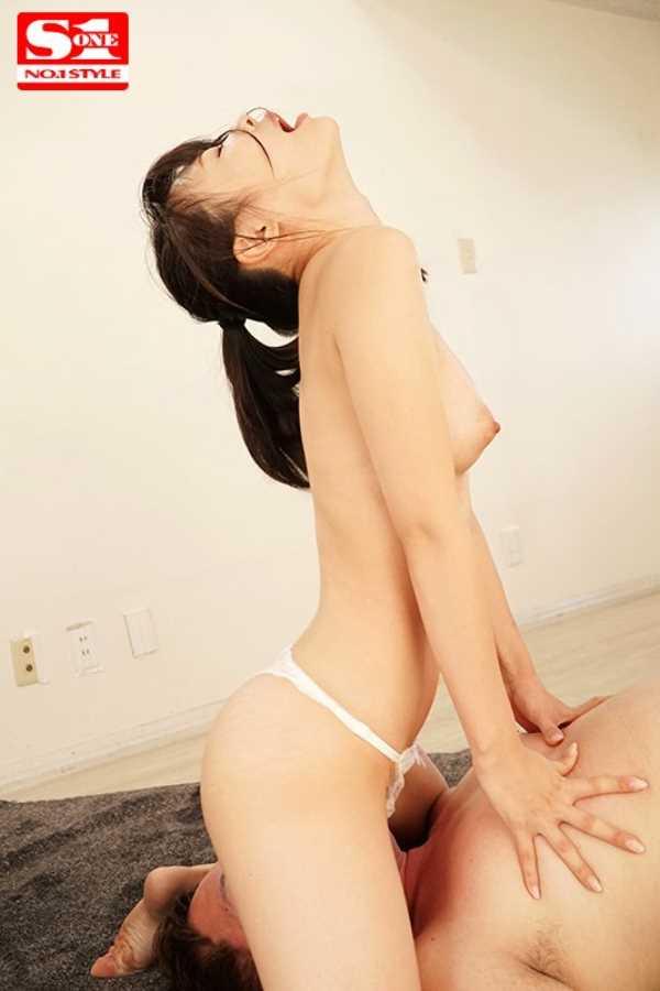吉岡ひより 騎乗位セックス画像 2