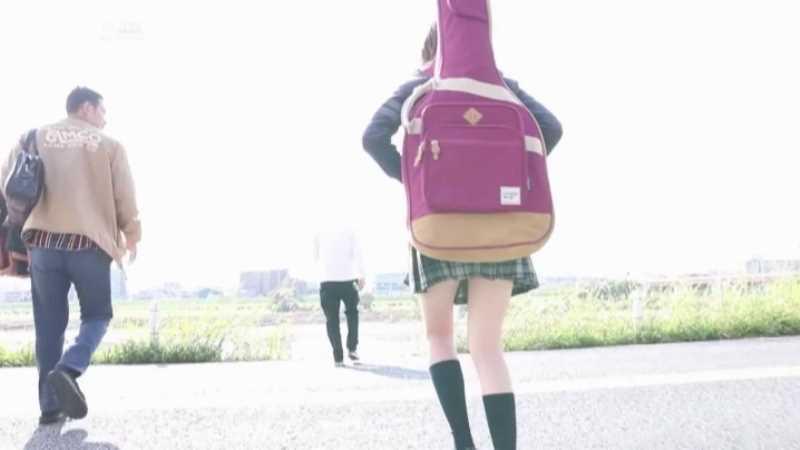 軽音女子 朝倉ゆい エロ画像 43