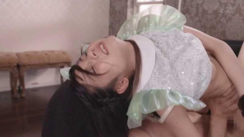 小柄アイドルの巨根オーガズム画像 43