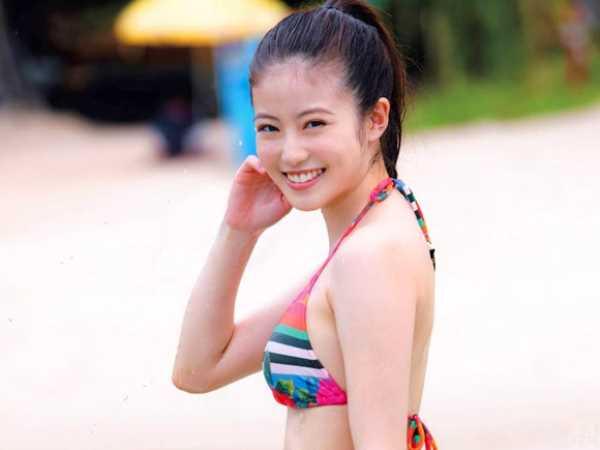 今田美桜 水着 エロ画像 2