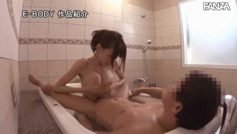 スレンダー巨乳の愛人セックス画像 30