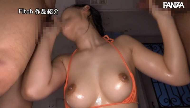 巨乳インストラクター 松本菜美 エロ画像 44