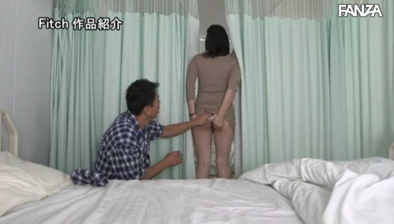 病院内の不倫セックス画像 35
