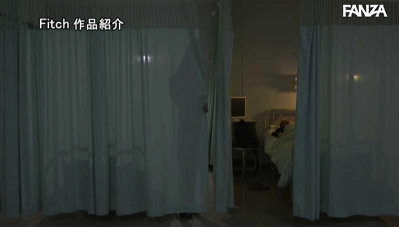 病院内の不倫セックス画像 46