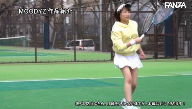 テニス女子 志田紗希 エロ画像 21