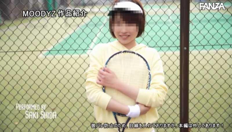 テニス女子 志田紗希 エロ画像 30