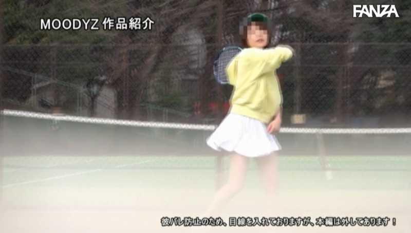 テニス女子 志田紗希 エロ画像 37
