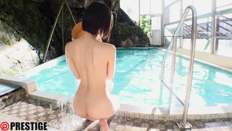 美女の温泉セックス画像 114