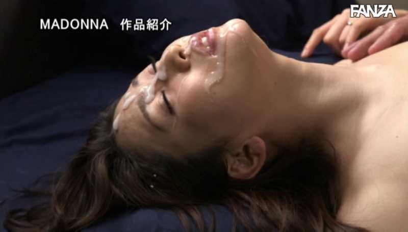 美人妻の顔面シャワー画像 44
