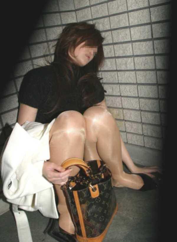 素人女性の泥酔エロ画像 11