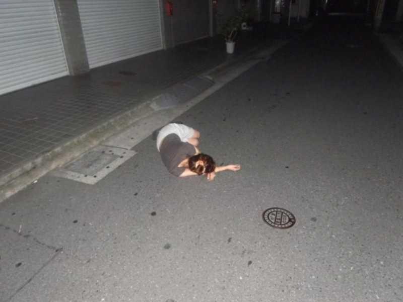 素人女性の泥酔エロ画像 94