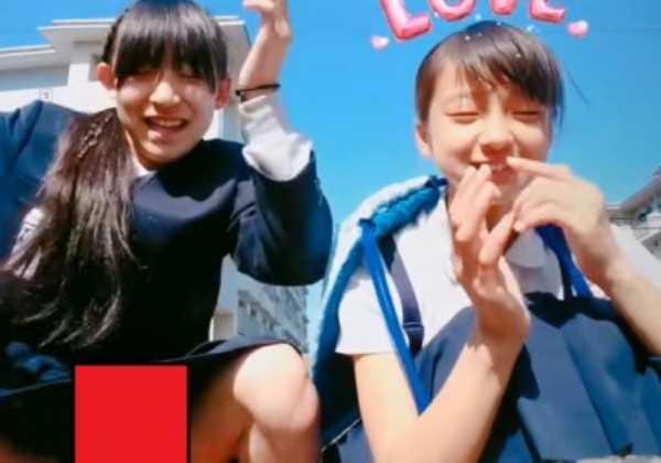 TikTok JK エロ画像 2