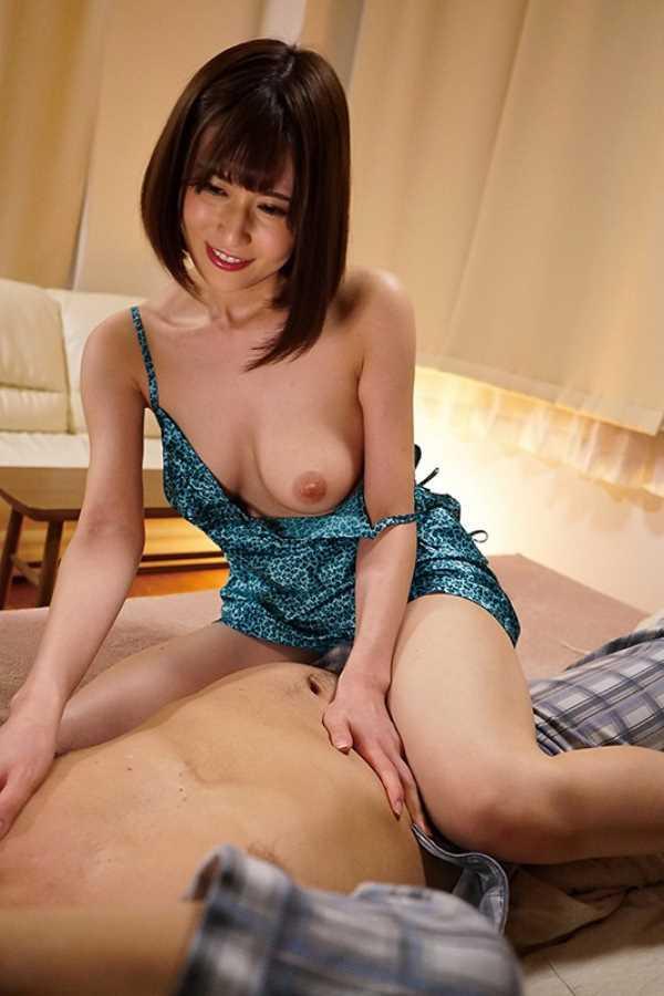 妖艶な人妻 藤森里穂 エロ画像 15