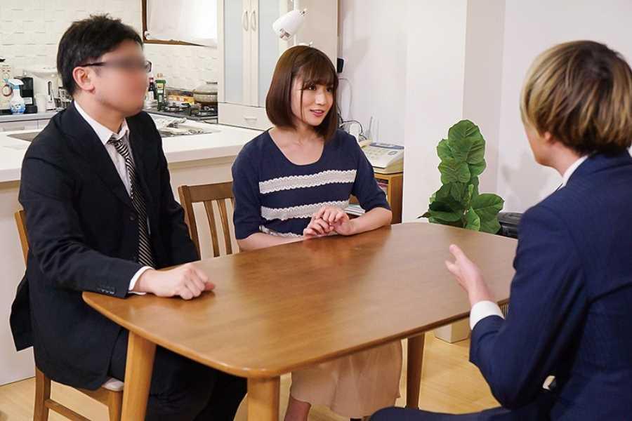 妖艶な人妻 藤森里穂 エロ画像 53