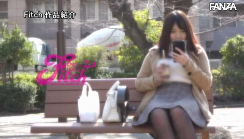 ゆるふわムチムチ女子大生・日向ふわりエロ画像 15