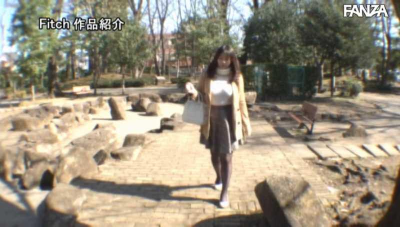 ゆるふわムチムチ女子大生・日向ふわりエロ画像 19