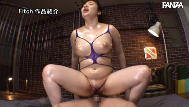 ゆるふわムチムチ女子大生・日向ふわりエロ画像 40