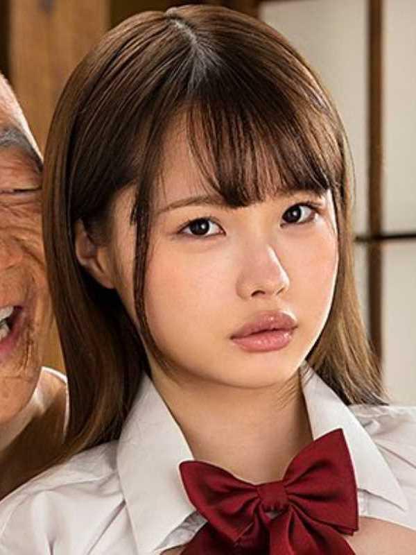 お爺ちゃんと純朴少女のセックス画像 1
