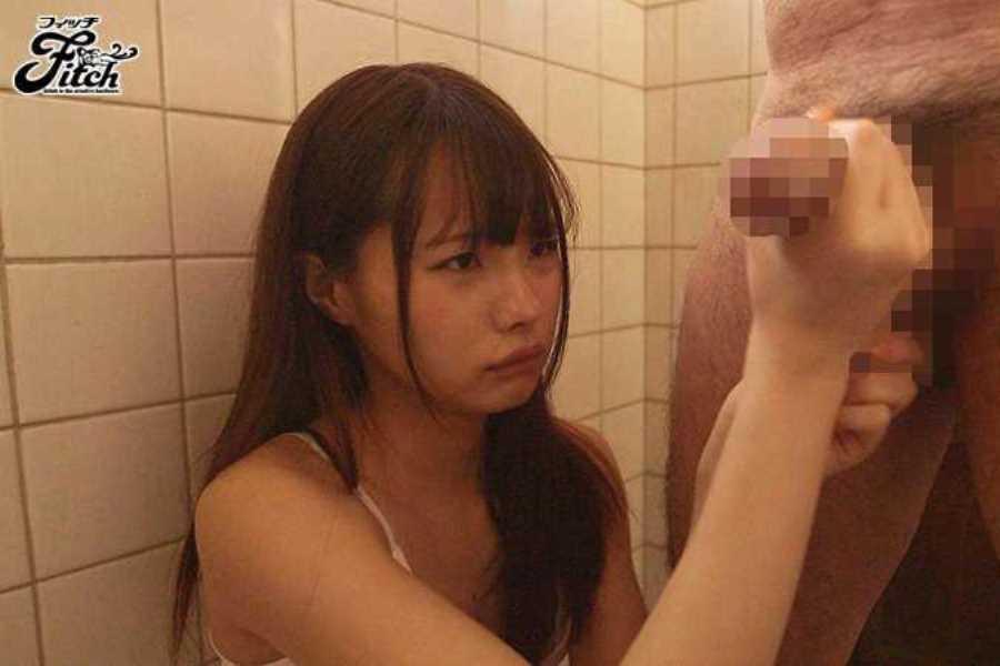 お爺ちゃんと純朴少女のセックス画像 4