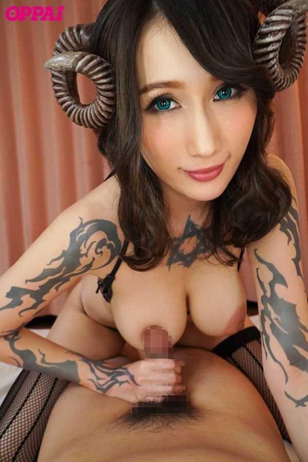 サキュバスの搾精セックス画像 4