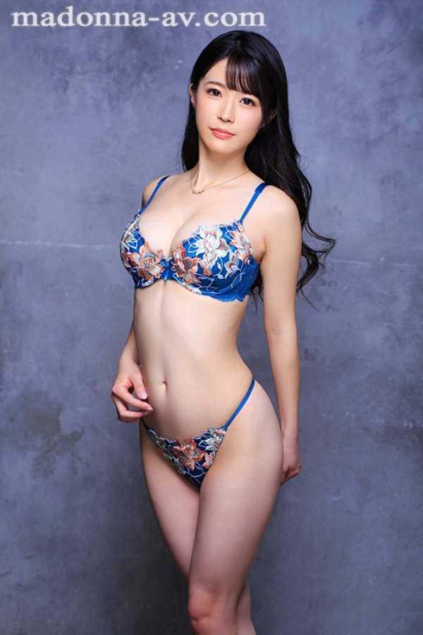 白肌の黒髪美人妻・豊崎みさとエロ画像 12