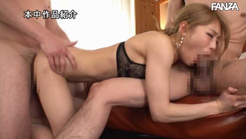 膣奥に喉奥の奥突きセックス画像 51