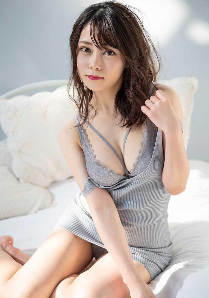 Gカップ美女 希代あみ エロ画像 6