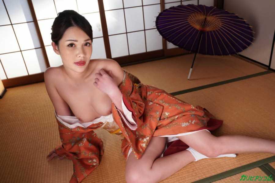 上山奈々 無修正セックス画像 29