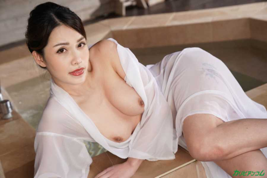 上山奈々 無修正セックス画像 31